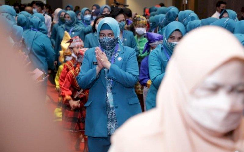 Indira Jusuf Ismail. foto: humas pemkot makassar