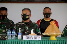 TNI dan Polri Perkuat Sinergitas di Bone