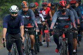 Danny Pomanto Perkuat Silaturahmi dengan Forkopimda Melalui Sepeda Santai