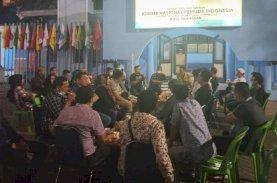 KNPI Makassar Silaturahmi dengan OKP dan Alumni