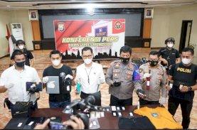 Perampok dan Pemerkosa Mahasiswi Indekos yang Ditangkap di Makassar 11 Kali Melakukan Aksinya