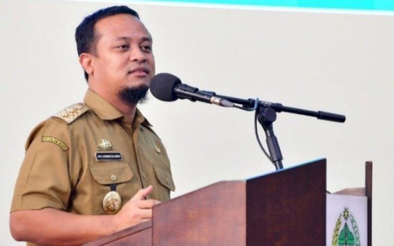 Andi Sudirman Sulaiman. foto: humas pemprov sulsel