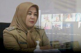 Fatmawati Rusdi Paparkan Program Makassar Recover di Acara ADB