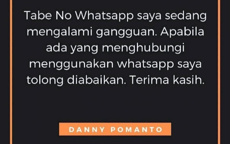 POSTINGAN. Postingan Wali Kota Makassar, Moh Ramdhan Pomanto di akun media sosialnya, Selasa (8/6/2021). foto: instagram @dpramdhanpomanto
