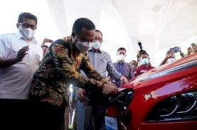 Plt Gubernur Sulsel Dukung Kehadiran Kendaraan Listrik