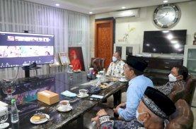 Halalbihalal Hikma, Danny Pomanto Ingatkan Protokol 5M