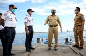 Danny Pomanto Dorong Percepatan Pembangunan Pelabuhan Penyebarangan Lintas Provinsi