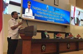 Kukuhkan Pengurus KPA, Plt Gubernur Sulsel Dorong Lahirkan Inovasi yang Efektif Dikerjakan