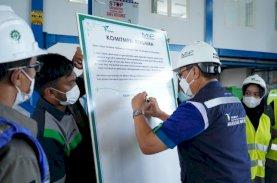 Pelabuhan Bebas Pungli, Pelindo IV Digitalisasi Pergerakan Peti Kemas