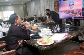 Danny Pomanto Paparkan Makassar Recover di Seminar Internasional