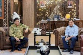 NH Temui Menko Perekonomian dan Menteri Koperasi Bahas Dekopin