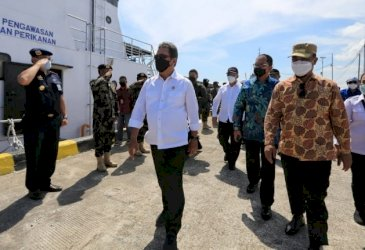 Menteri KKP: Pelabuhan Perikanan Aset yang Harus Diperhatikan