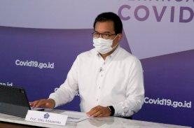 Wiku Adisasmito Positif Covid-19, Serukan Disiplin Protokol Kesehatan
