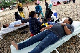 Garbi, Juber, dan Berbagai Komunitas Gelar Donor Darah di Sorowako