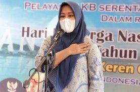 Wawali Makassar Canangkan Pelayanan KB Serentak Sejuta Akseptor