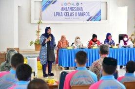 Harapan Anak-anak WBP LPKA Kelas II Maros kepada Pemerintah
