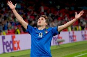 Aksi Pemain Pengganti Bawa Italia Lolos Perempat Final