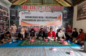 Lakkang Jadi Percontohan Kampung Anti Politik Uang