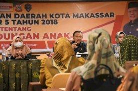 Legislator Makassar Ini Tekankan Perlindungan Anak Tak Boleh Disepelekan