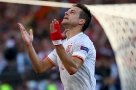 Dramatis, Spanyol Singkirkan Kroasia