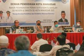 Dewan Pendidikan Makassar Perkuat Peran Komite Sekolah