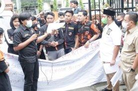 Sapma PP Makassar Tuntut Perizinan Hotel Teraskita