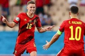 Singkirkan Portugal, Belgia Tantang Italia di Perempat Final