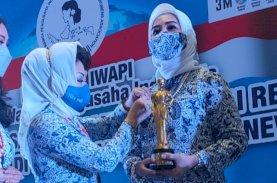 Ainun Jariah Juara 1 Perempuan Pengusaha Berprestasi Tingkat Nasional