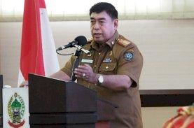 Abdul Hayat Pimpin Rakor Indikator Nilai Pancasila