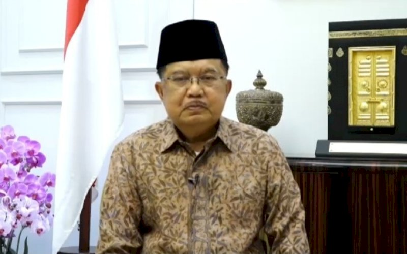HM Jusuf Kalla. foto: istimewa