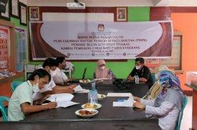 KPU Enrekang Jaring 1.175 Pemilih Baru