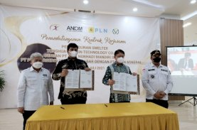 Tiran Group Tanda Tangani Kontrak Jual Beli Listrik dengan PLN dan Kontrak Pembangunan Smelter Nikel