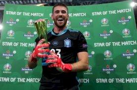 Swiss Vs Spanyol: Adu Penalti Antar Matador ke Semifinal Piala Eropa 2020