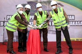 Groundbreaking Pembangunan Gedung Kejari Makassar, Ini Harapan Wali Kota