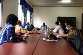 Usman Wanimbo Apresiasi BPK RI Perwakilan Papua