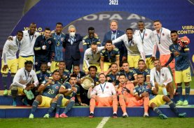 Kolombia Vs Peru: Tricolor Juara Ketiga Copa America 2021