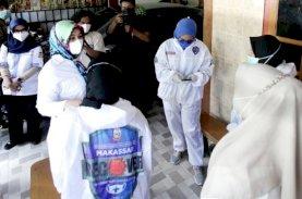 Fatmawati Rusdi Motivasi Satgas Detektor Kelurahan Borong dan Masale