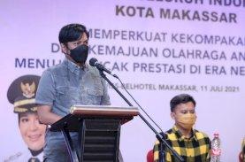 Firman Pagarra Terpilih Sebagai Ketua IKASI Makassar