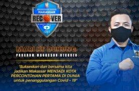 Ketua KNPI Ajak Organisasi Pemuda Sukseskan Program Makassar Recover