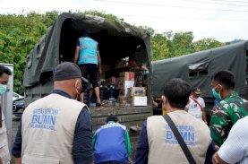 Penyerapan TJSL Pelindo IV untuk Pembangunan Lingkungan dan Sosial