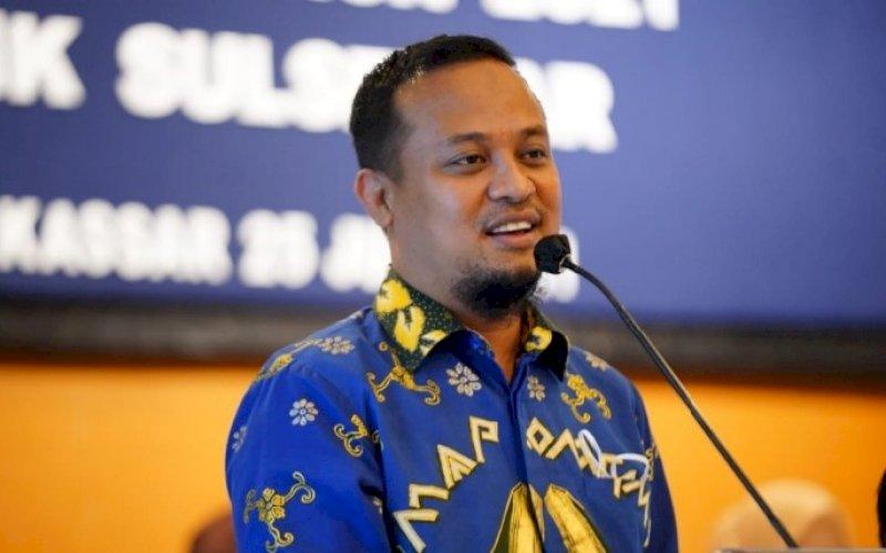 Andi Sudirman Sulaiman. foto: istimewa