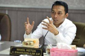 Syaharuddin Alrif, Petani Pimpin DPRD Provinsi Sulsel
