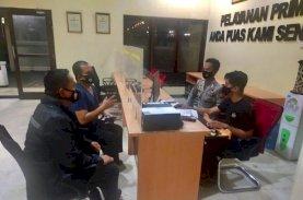 Sebar Hoaks, Klinik di Makassar Laporkan 2 Oknum Mengaku Wartawan ke Polisi