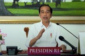 Presiden Minta Kepala Daerah Siapkan Tempat Isolasi dan Rumah Sakit Cadangan