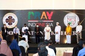 PHRI dan IHGMA Sulsel Adakan Doa Bersama untuk Indonesia