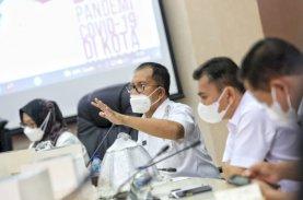 Danny Pomanto Pastikan Cadangan Medis di Makassar