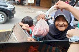 DPW IV INAMPA Bagikan Daging Kurban kepada 8 Panti Asuhan