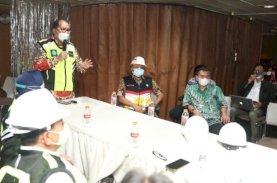 Danny Pomanto Siapkan Motivator bagi Pasien Covid-19 Isolasi Apung