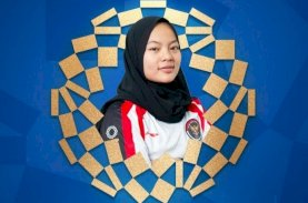 Windy Cantika Aisah Persembahkan Medali Pertama untuk Indonesia di Olimpiade Tokyo