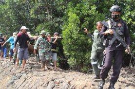 Evakuasi Bom Pesawat di Bone Berjalan Dramatis